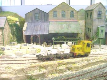 Albion Quarry – Scale 7mm: 1ft – Yeovil Model Railway Group