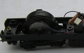 HST motor