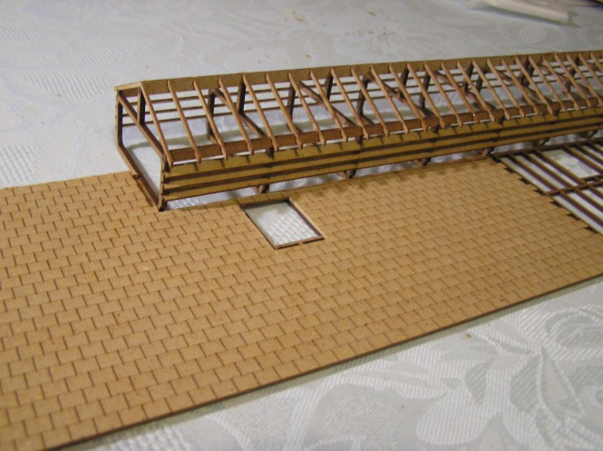 Components of the roof