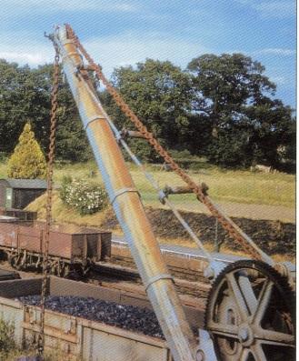 Verwood Yard Crane 2